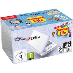 [AlCampo] Nintendo 2DS XL + Juego Tomodachi Life