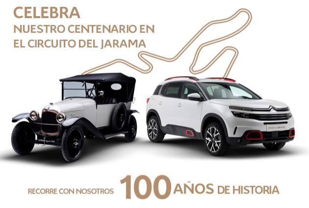 Centenario Citroën evento GRATUITO Circuito del Jarama Madrid