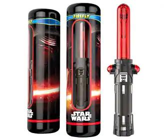 [AlCampo] Cepillo dientes espada laser, luz y sonidos STAR WARS.