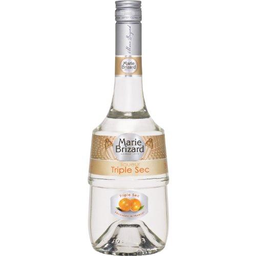 Licor de naranja Marie Brizard Triple Seco (3 Botellas)
