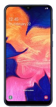 Samsung Galaxy A10 Azul o Negro - 2GB/32GB