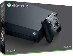 Consola Xbox One X de 1TB