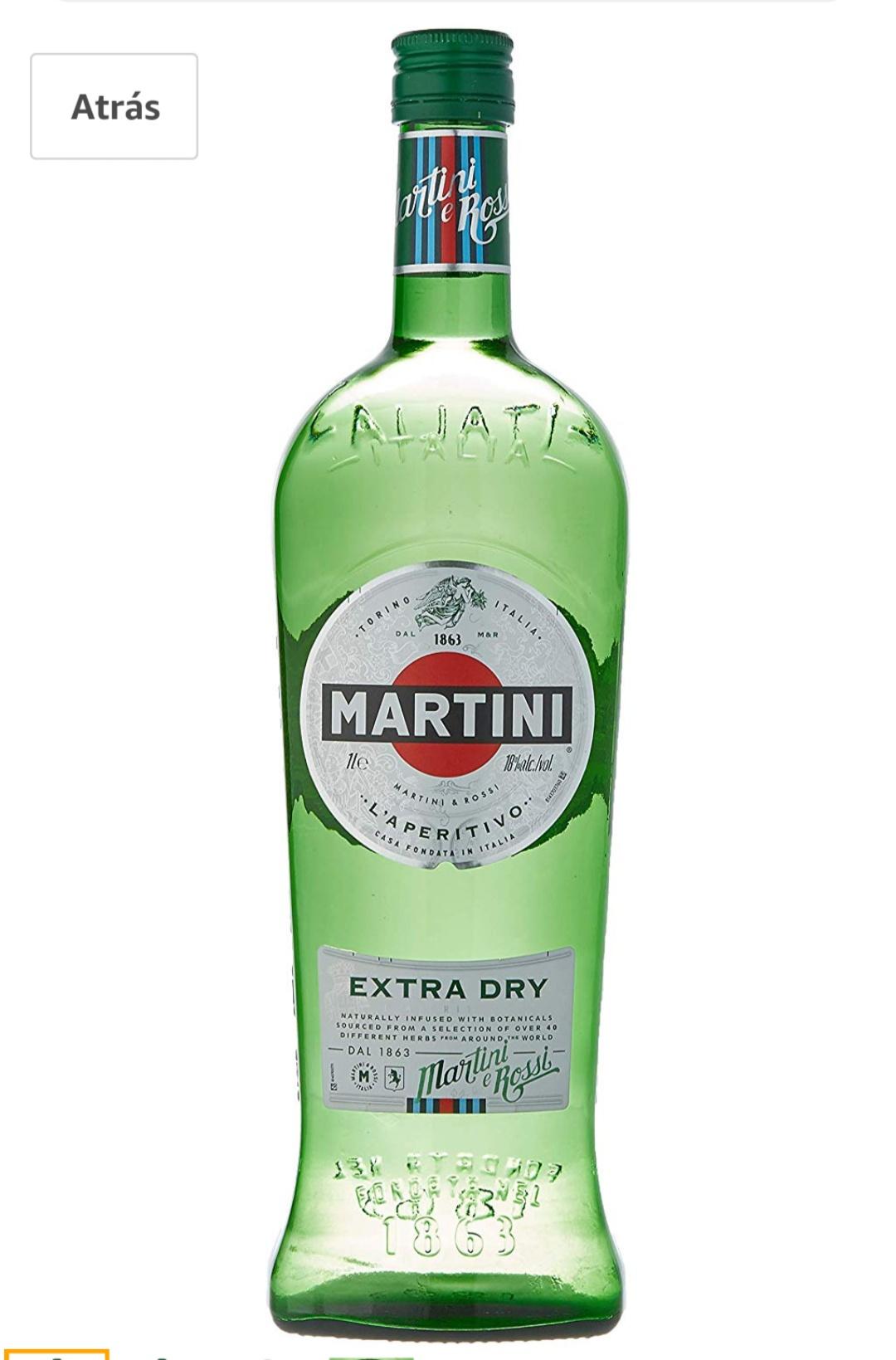 Martini Vermouth Extra Dry Pack 3 x 1000 ml - 3000 ml