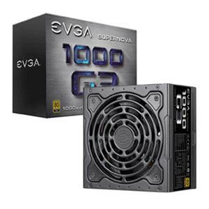 EVGA Supernova G3 1000W 80+ Gold Full Modular - Reacondicionado