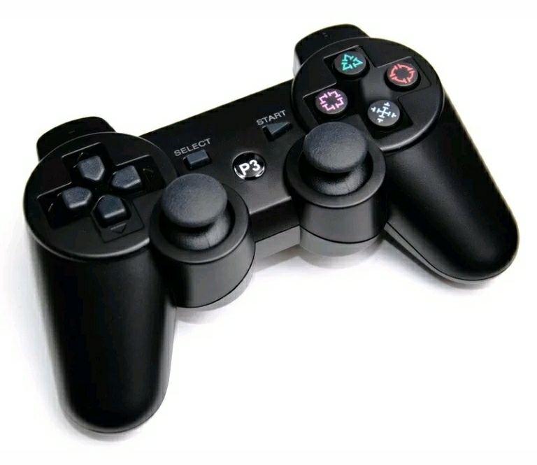 Mando PS3 y PC (Imitación) compatible con juegos de PS2