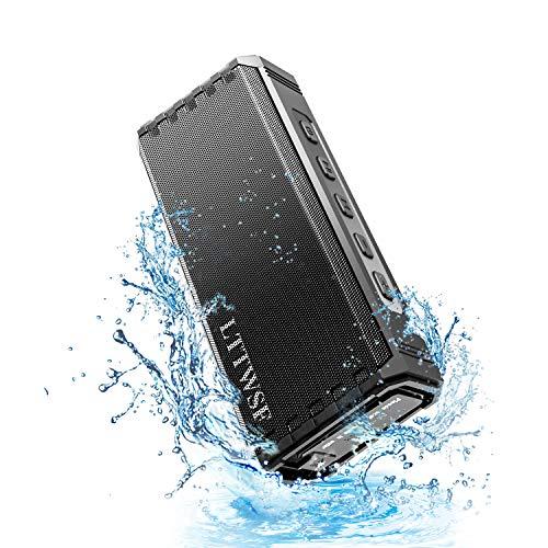 LTTWSF - Altavoz portatil de 20W con IPX7
