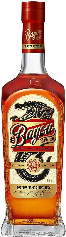 Ron especiado Bayoud - 700 ml.