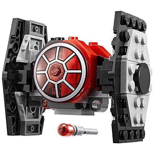 LEGO Star Wars - Microfighter: Caza TIE de la Primera Orden