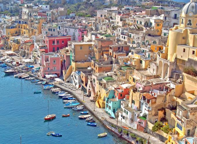 Vuelo Barcelona - Nápoles