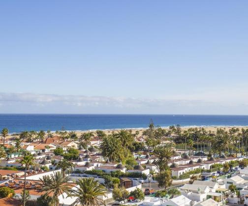 Gran Canaria 270€/p= 7 noches en hotel con desayuno + vuelos desde Madrid