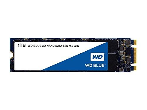 SSD M.2 WD Blue 3D 1TB solo 99€