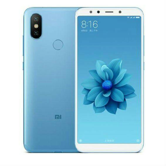 Xiaomi MI A2 6Gb 128GB Black Global Version