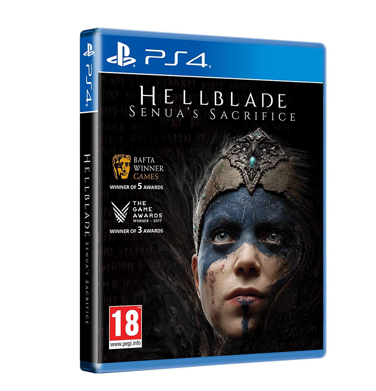 Hellblade Senua's Sacrifice [PS4]