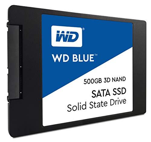 """SSD 500 GB 2.5"""" SATA Western Digital WD Blue"""