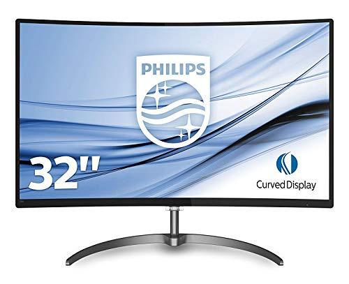 """Philips LCD curvo 32"""" con altavoces 189€"""