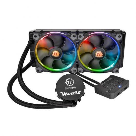 Thermaltake Water 3.0 Riing LED RGB 240
