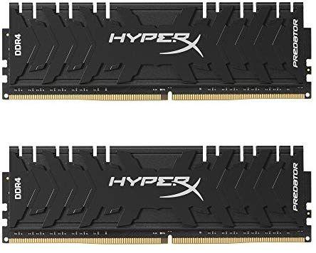 HyperX Predator DDR4 16GB (Kit 2x8GB), 3200MHz CL16