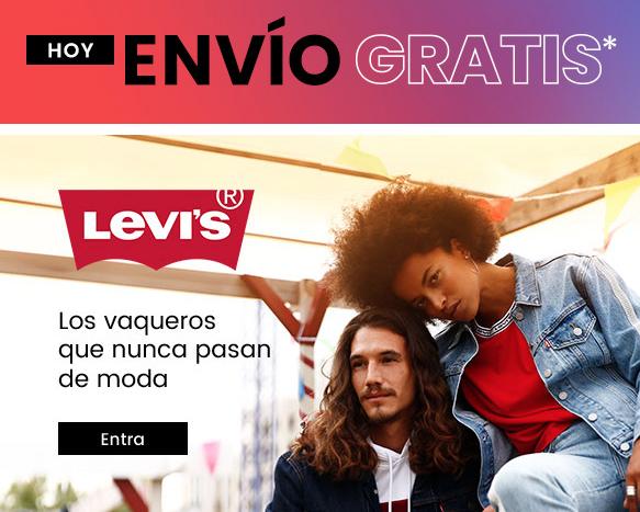 Privalia: Levis con envío gratis. Solo Hoy