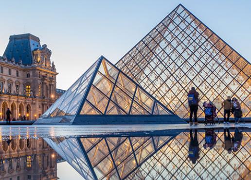 Paris 141€/p = 3 noches en hotel 3* + desayuno + vuelos desde Madrid