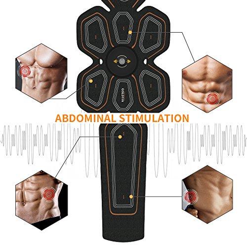 EMS Estimulador Muscular