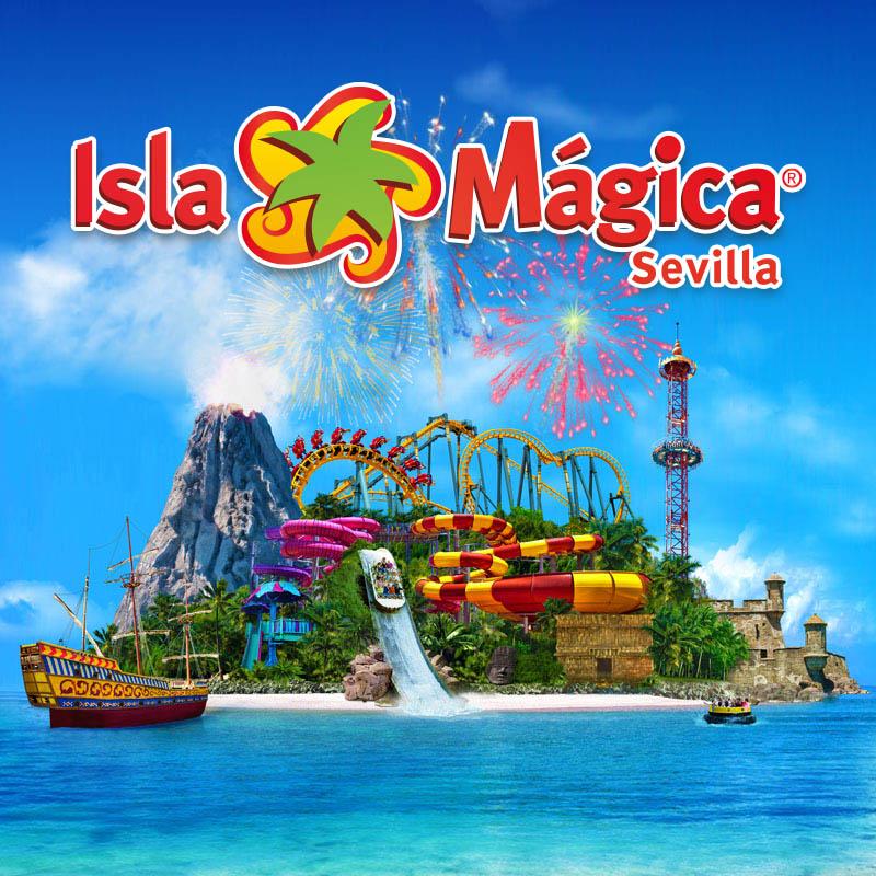 Isla Mágica + Agua Mágica | Ofertas de verano