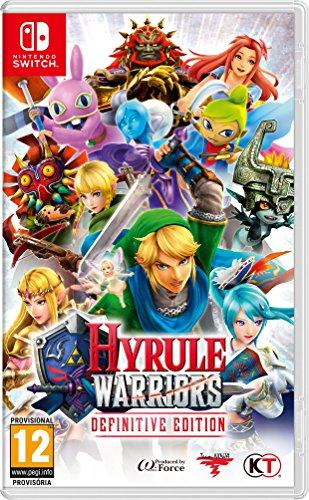 Hyrule Warriors - Edición definitiva (Switch)