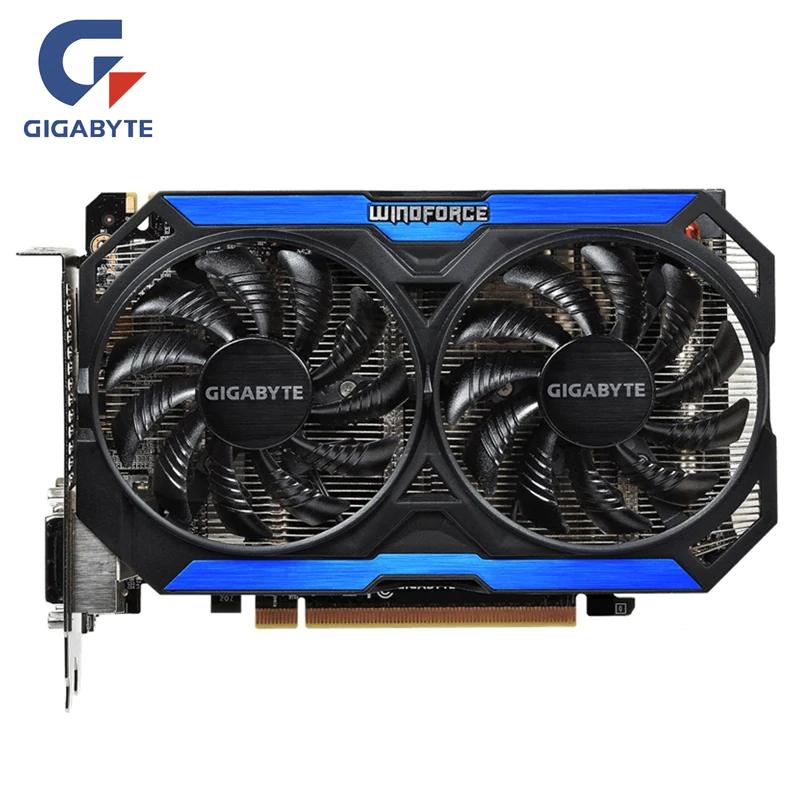 MINIMO GPU GIGABYTE GTX 960 4GB 4GD5