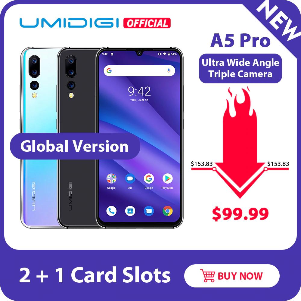 UMIDIGI A5 PRO 4/64