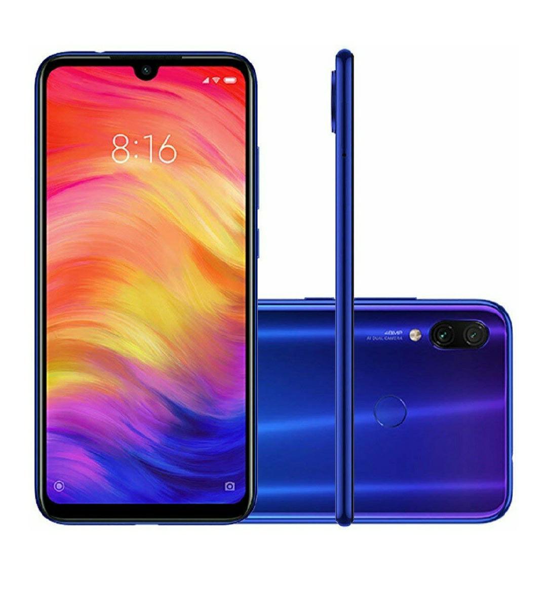 Xiaomi redmi note 7 4/64. Desde España y garantía oficial
