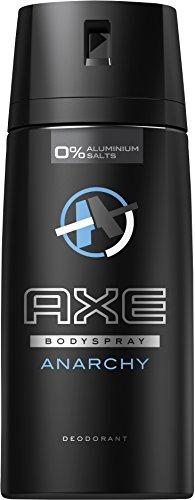 Pack de 3 desodorantes AXE por menos de 6 euros.