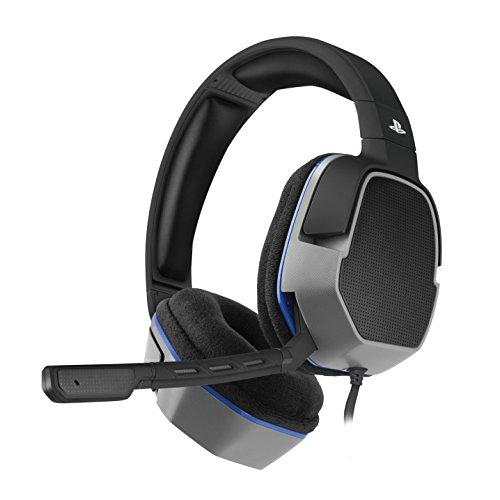Auriculares Stereo LVL 3 para PS4 con Licencia Oficial