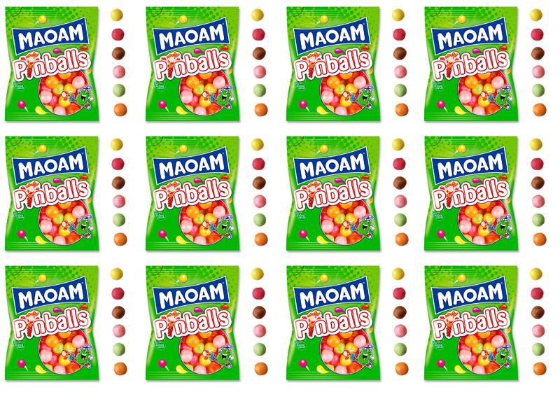 12 bolsas de caramelos masticables a mitad de precio