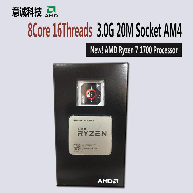 AMD Ryzen 7 1700 (CUPONATION15)