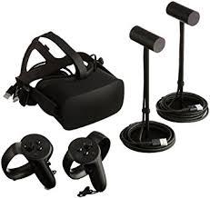 Oculus Rift + Touch Bundle en amazon.de y amazon.fr