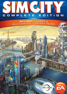 SimCity™: Complete Edition [Origin]