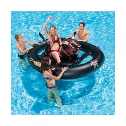 Toro hinchable para la piscina (-24%)