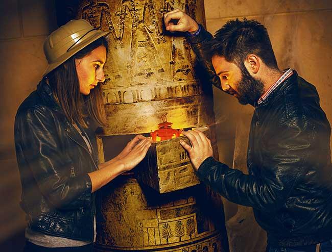 Scape Room. Nefertiti. GRATIS [Madrid]