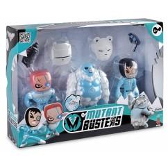 Distintos set de juguetes mutant buster, a buen precio