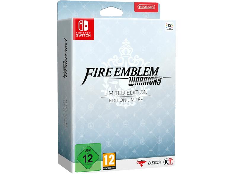 Nintendo Switch Fire Emblem Warriors, edición limitada