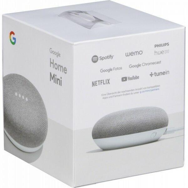 Google Home Mini (tiza)