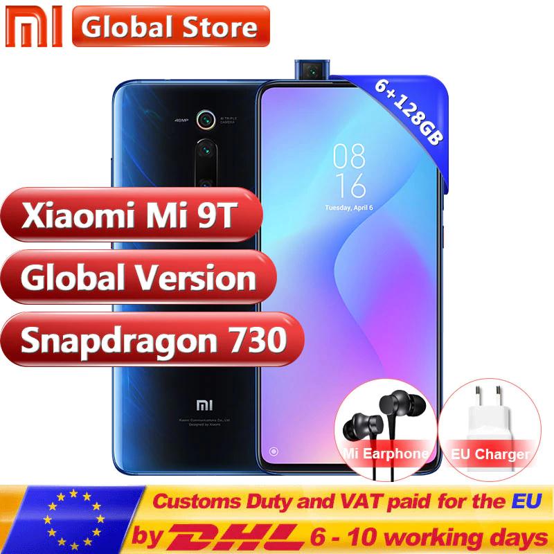 Xiaomi Mi 9T Versión GLOBAL 6 + 128gb a 259€!!!