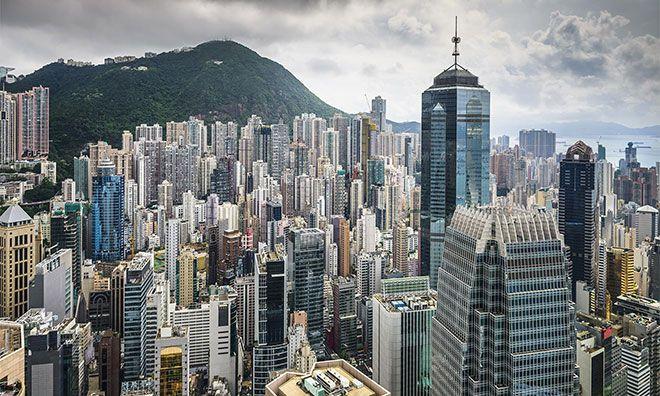 Vuelos ida y vuelta HONG KONG