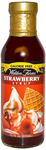 Walden Farms, Salsa roja para postres - 6 de 355 ml. (Total: 2.130 ml.)