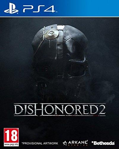 dishonored 2 ps4 y otros juegos buenos a menos de 15€