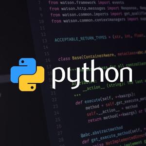 +140 cursos Python (Español, Inglés)