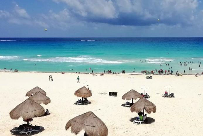 Vuelo directo Madrid- Cancún