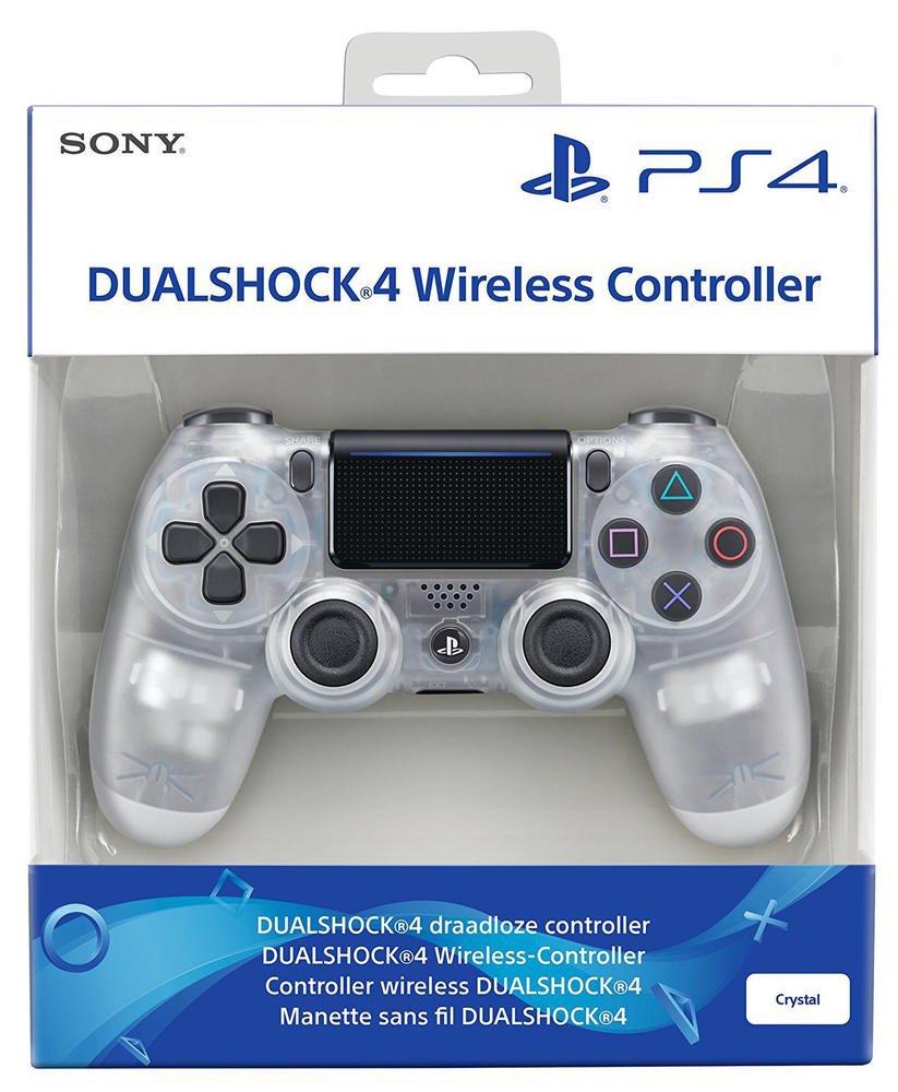 Mando Sony PS4 Dualshock crystal V2