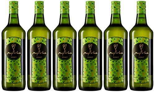 Vermouth Myrrha Blanco, 6 botellas
