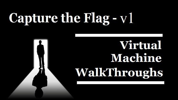 Curso Hacking Ético - Capture the Flag Walkthroughs - v1