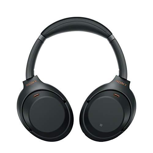 Sony WH-1000XM3B - Auriculares de Diadema inalámbricos